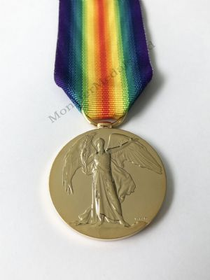 WW1 British Victory Medal Replacement Copy